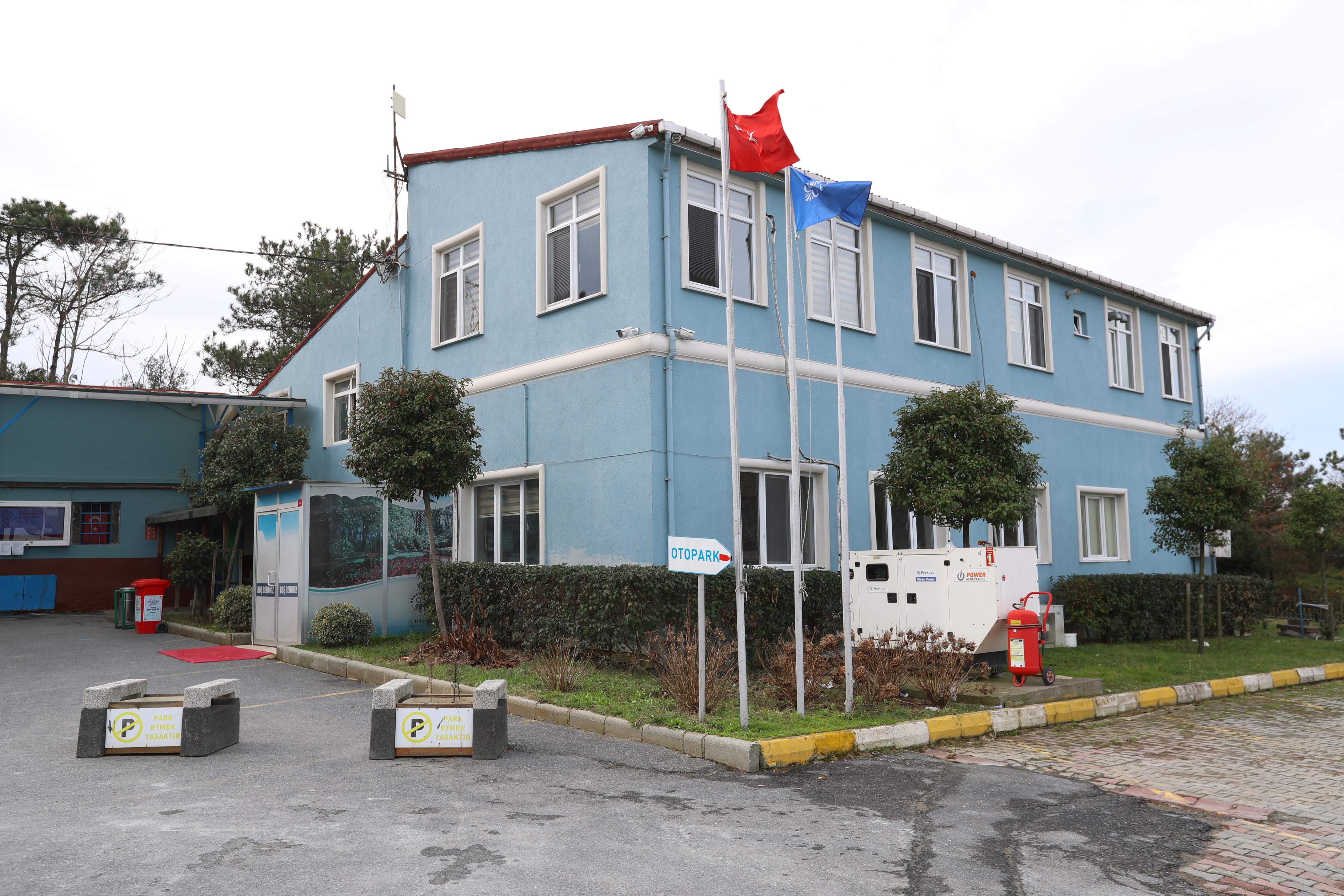 Çevre Koruma ve Kontrol Müdürlüğü Ek Hizmet Binası