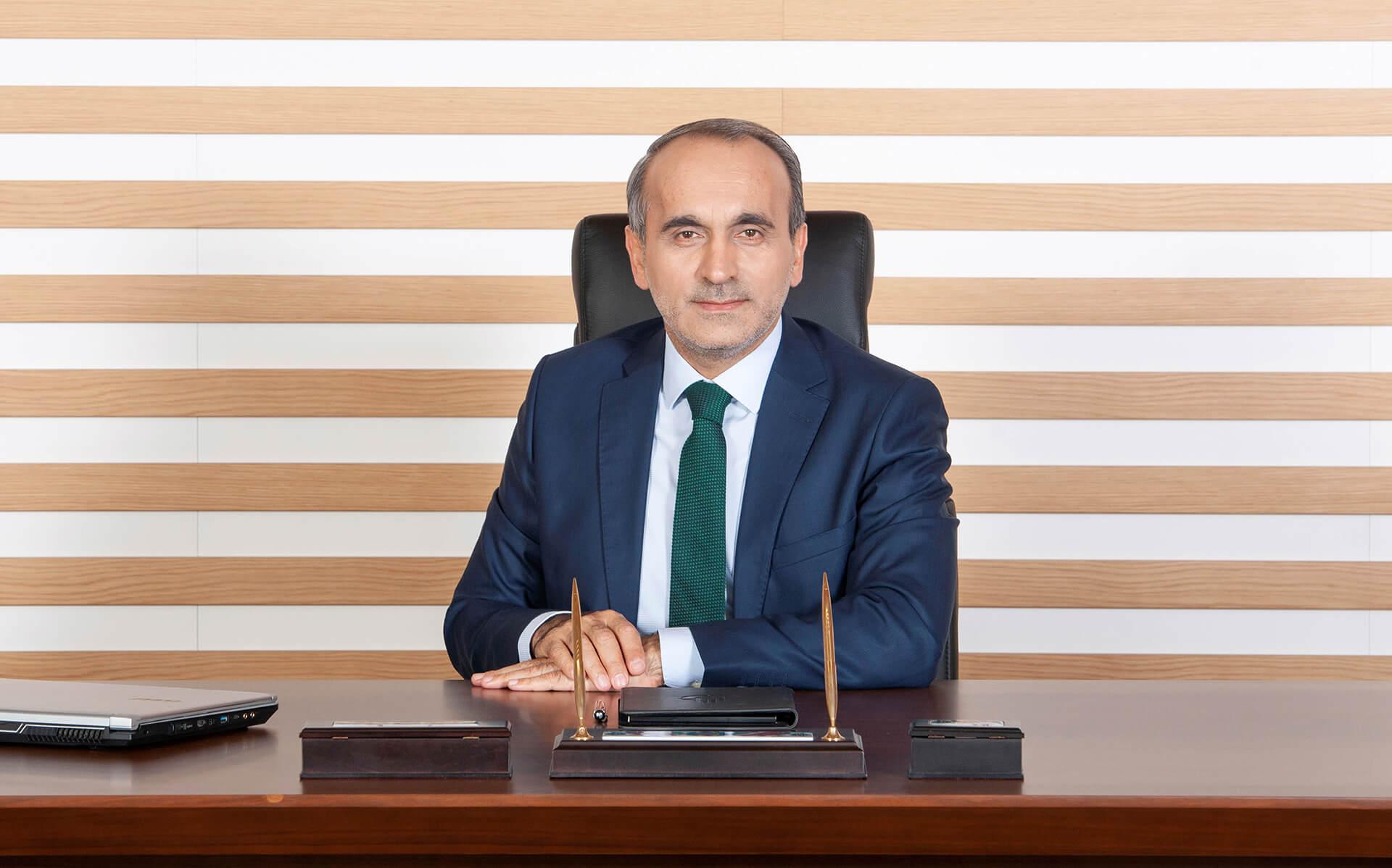 Belediye Başkanı A.Haşim BALTACI