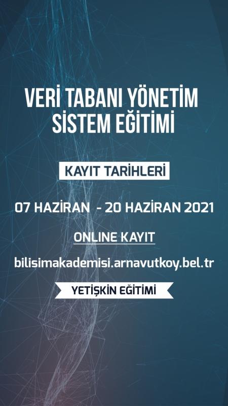 Veri Tabanı Yönetim Sistemi