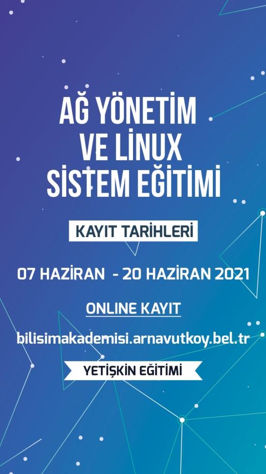 Ağ Yönetimi ve Linux Sistem Eğitimi