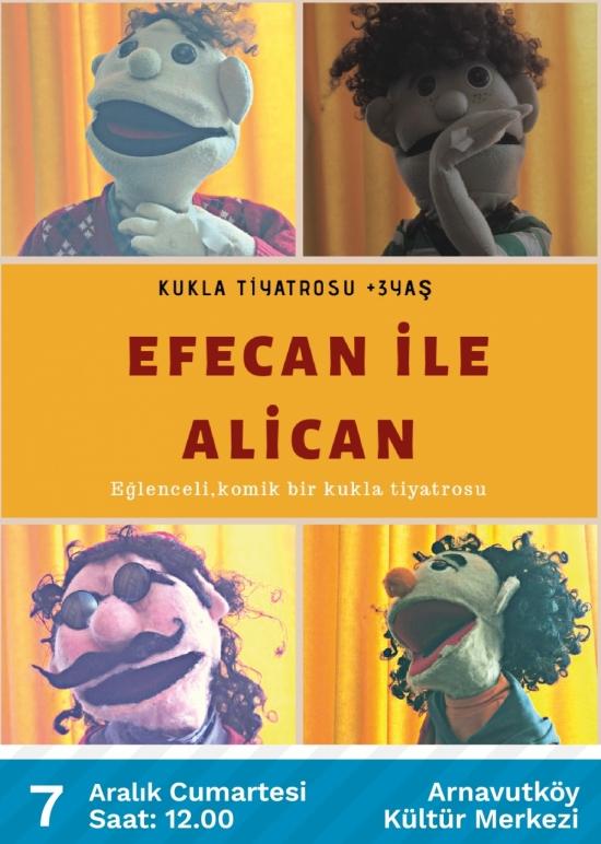 Efecan ile Alican