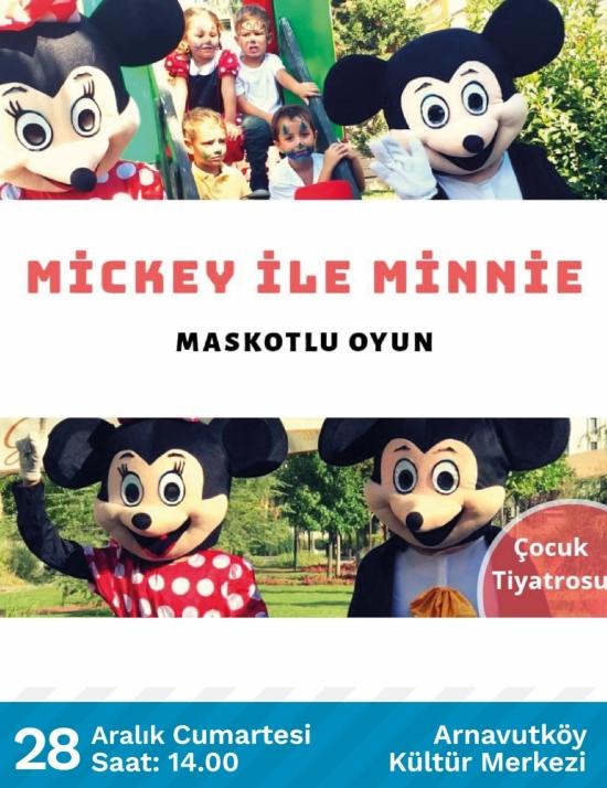 Mickey ile Minnie