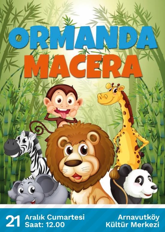 Ormanda Macera