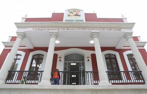 Tarihi Hastane Açılıyor