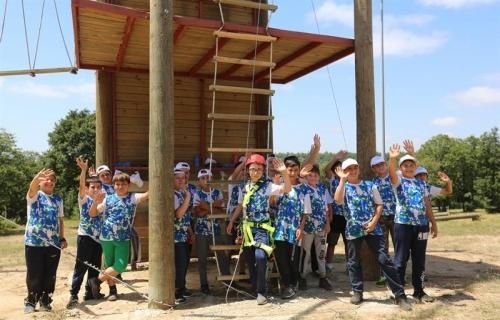 Arnavutköy Gençleri, Doğa Kampı'nda Buluşuyor