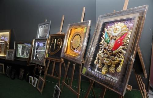 Osmanlı El Sanatları Sergisi Vatandaşla Buluştu