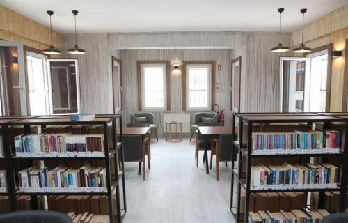 Cahit Zarifoğlu Millet Kütüphanesi Hizmete Açıldı
