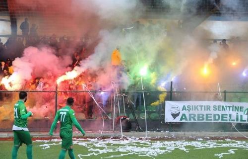 Arnavutköy Belediye Spor 3.Lig'de