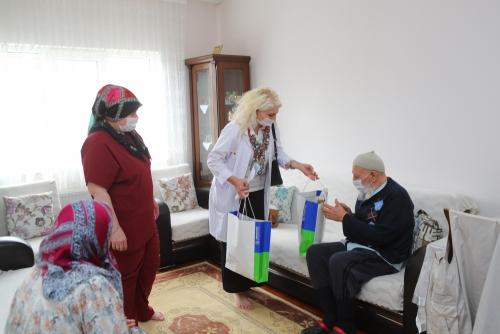 AYEM'den Vatandaşlara Ziyaret