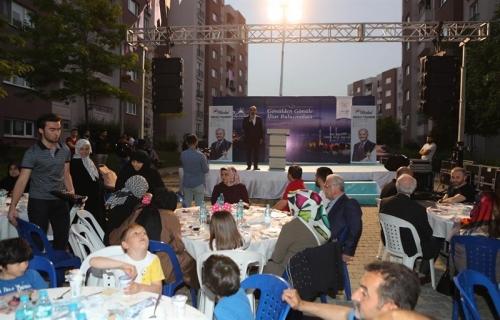 Arnavutköy'de Geleneksel Mahalle İftarları
