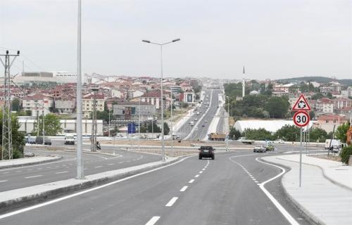 Karlıbayır ve Haraççı Yolu Araç Trafiğine Açıldı