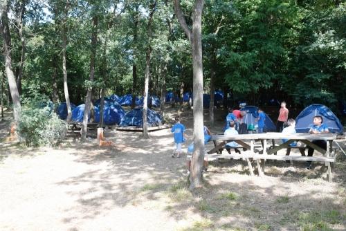 Gençlik Kampı, Doğaya Açılan Kapı