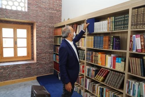 Kütüphaneler İlçesi Arnavutköy
