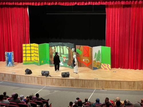 Miniklerin İlk Tiyatro Günü