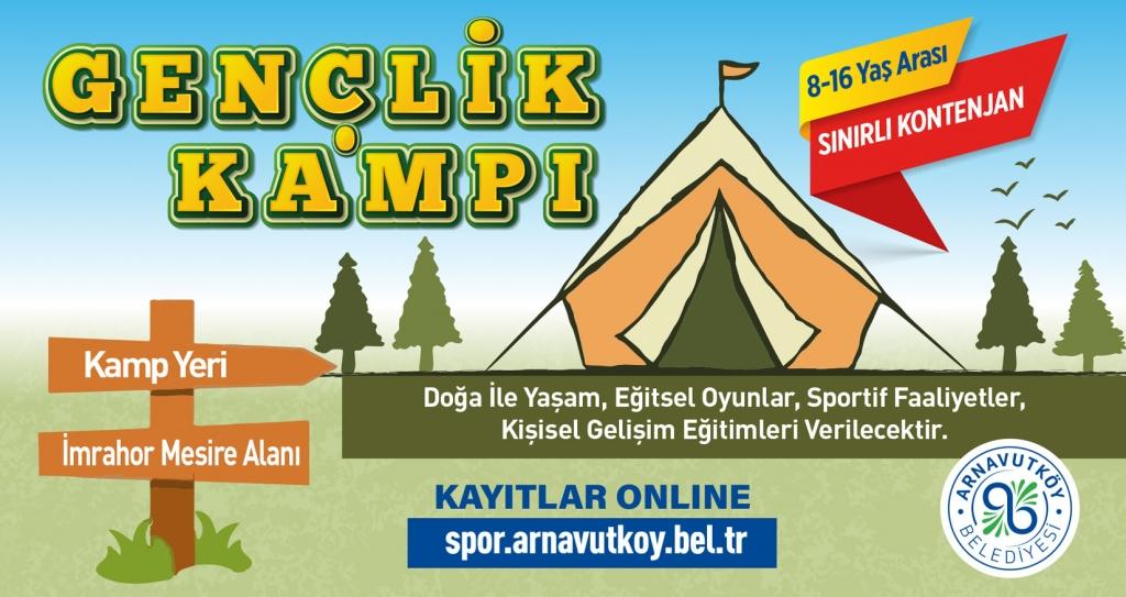gençlik kampı