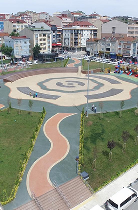 Arnavutköy Meydanı ve Otopark Projesi