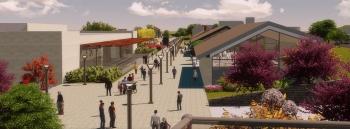 Hadımköy Kent Meydanı Projesi